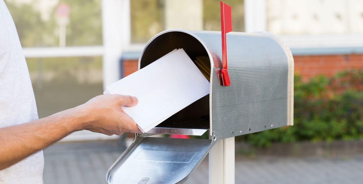 Give By Mail/In Person