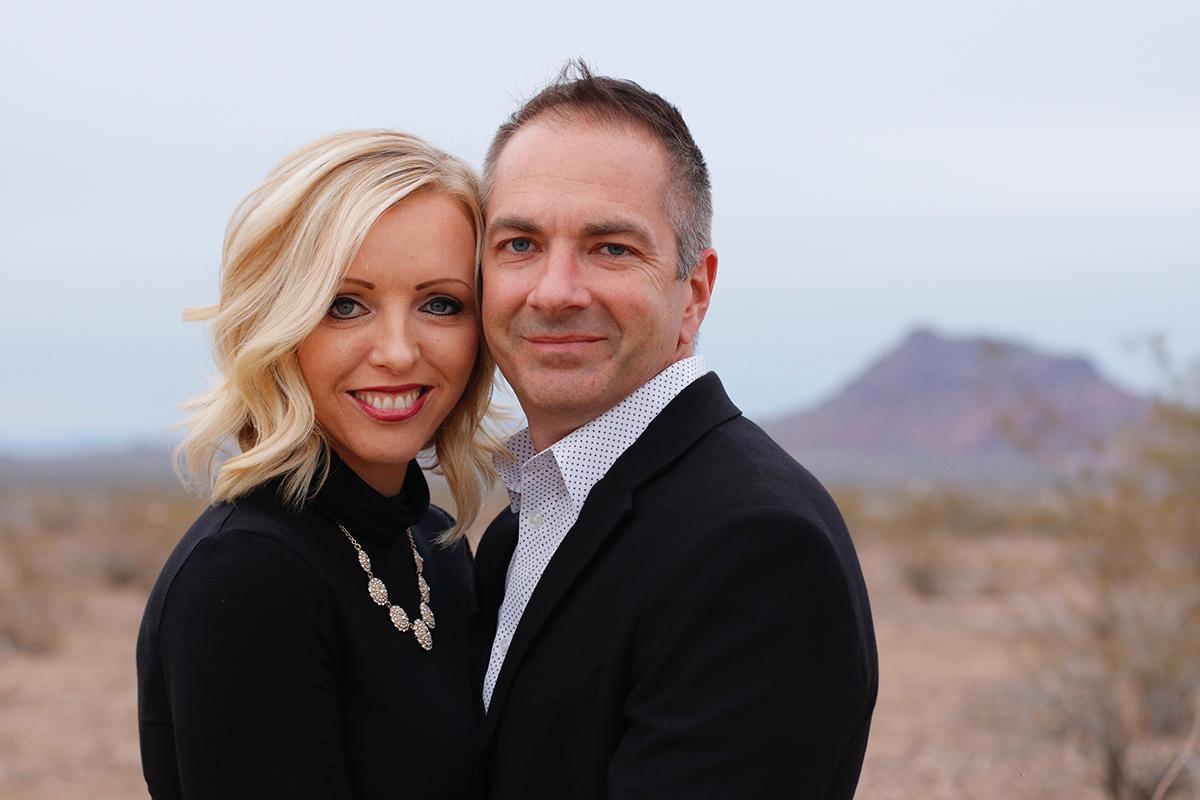 Jason and Kelli anderson